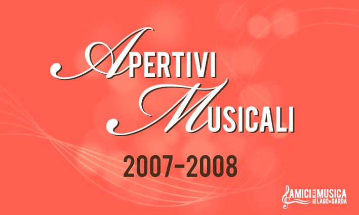 APERITIVI MUSICALI 2007-2008