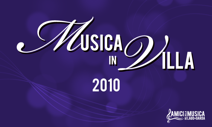 MUSICA IN VILLA 2010