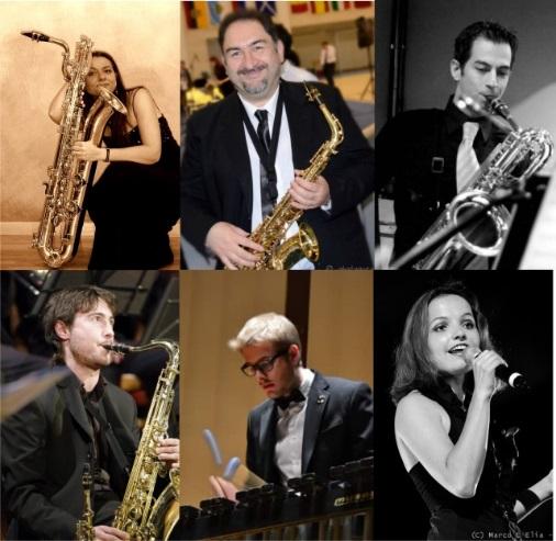 Fire Sax Quartet
