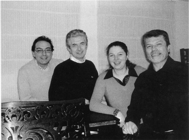 Quartetto Teatro Olimpico