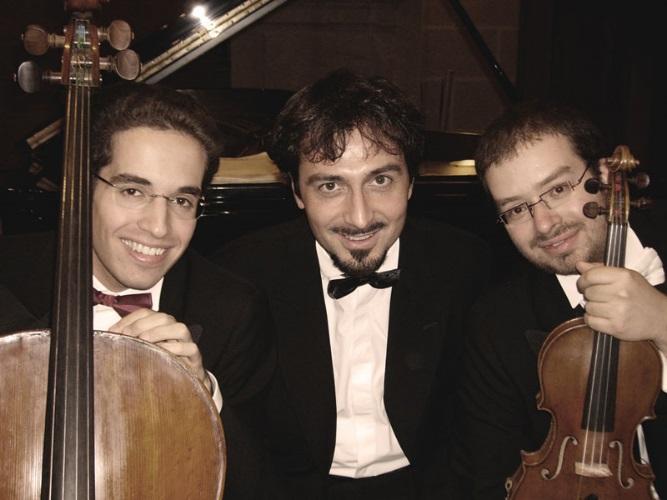 Trio Caravaggio