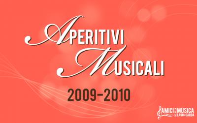 APERITIVI MUSICALI 2009-2010