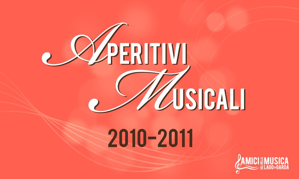 APERITIVI MUSICALI 2010-2011