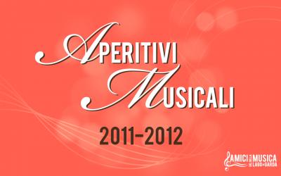 APERITIVI MUSICALI 2011-2012