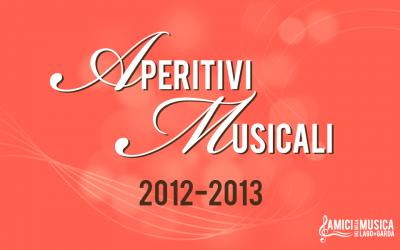 APERITIVI MUSICALI 2012-2013