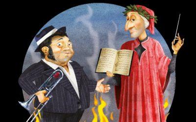 INFERNO • MAURO OTTOLINI & SOUSAPHONIX  con Alessandro Anderloni   Dante Alighieri's 700th Anniversary